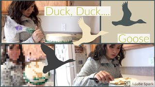 Decorate with me  Husbands Duck Hunting Cake!