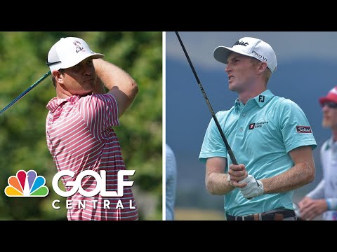 Breaking down the recent success of Hudson Swafford and Will Zalatoris | Golf Central | Golf Channel