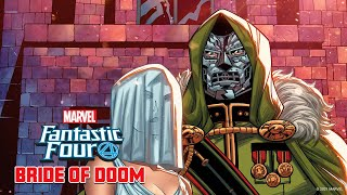FANTASTIC FOUR #32 - THE BRIDE OF DOOM Trailer | Marvel Comics