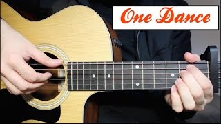 One Dance - Drake | Guitar Lesson (Tutorial) Easy Chords