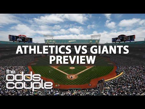 San Francisco Giants vs Oakland Athletics