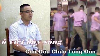 Nóng: Vụ Nam Anh Kiệt 'Dạy Dỗ' Nam Nguyên Khánh – Kẻ Nhập Viện Người Mất Chức