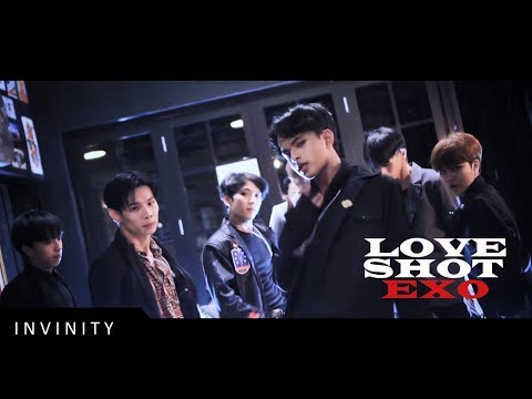 EXO 엑소 - LOVE SHOT MV COVER BY INVASION BOYS