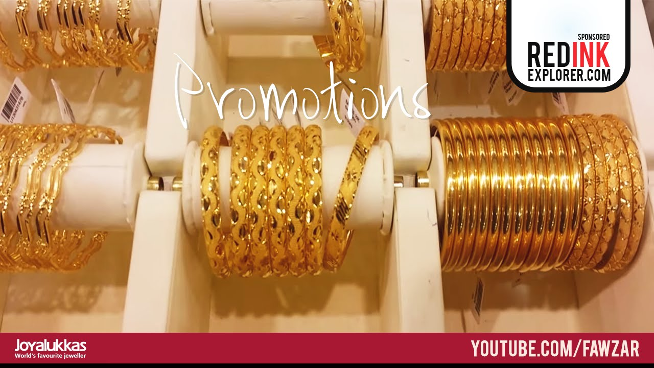 Joyalukkas Bangle Collection Youtube