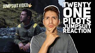 Twenty One Pilots- Jumpsuit (Official Video) Reaction  E2 Reacts