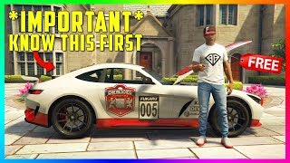 GTA 5 Online - NEW UPDATE! FREE Items, BEST Sports Car Released, RARE Money Bonuses & MORE! (GTA 5)