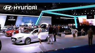 Best Of   Hyundai Motor at 2017 IAA1