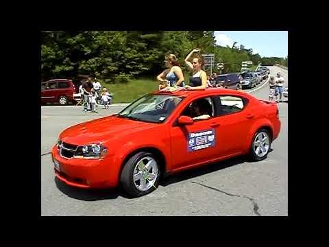 Cadyville Parade  6-14-09