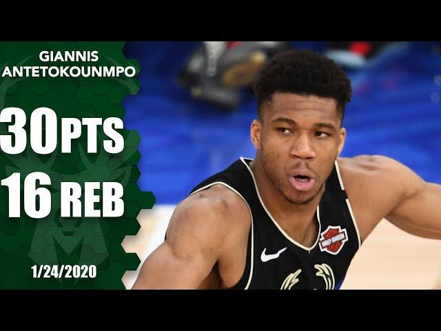 NBA/希臘怪物重返歐陸 巴黎賽砍30分卻自認狀況不佳