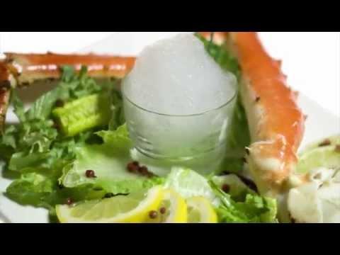 Molecular Gastronomy - Garlic Foam