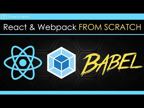 React & Webpack 4 From Scratch - No CLI