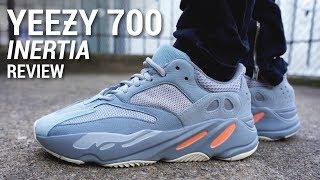 Adidas Yeezy Boost 700 Inertia Review & On Feet