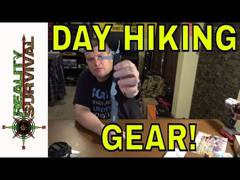 Day Hiking Backpack Gear from BB
