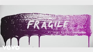 Kygo, Labrinth – Fragile (Cover Art)
