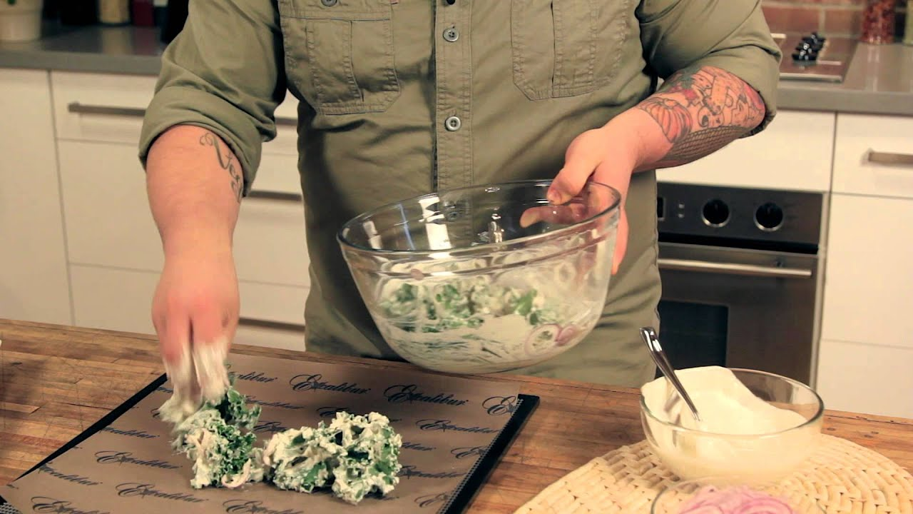 Raw Kale Chips with Doug McNish