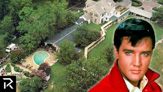 How Elvis Presley Spent His MIllions