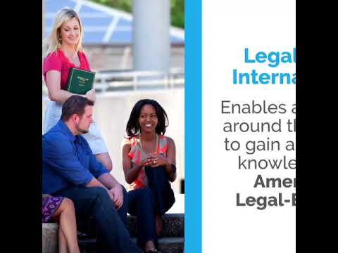 Learn Legal English with the Best