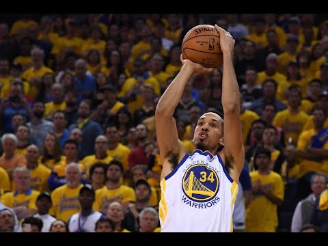 Shaun Livingston shooting 3s