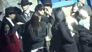 [YongSeo] Yonghwa Seohyun after WGM :)