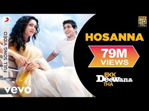 Hosanna - Ekk Deewana Tha | Prateik Babar | Amy Jackson