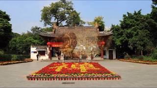 Các Chùa nổi tiếng có kiến trúc độc đáo lạ nhất của Trung Quốc