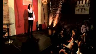 Nadja Maleh macht Kabarett für Minderheiten