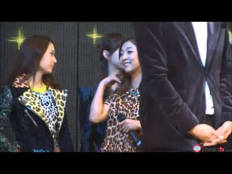 [FANCAM] 121231 f(x) - MBC Gayo Daejun Ending