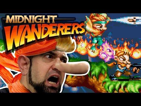 3x02 Midnight Wanderers (1P) (Arcade)