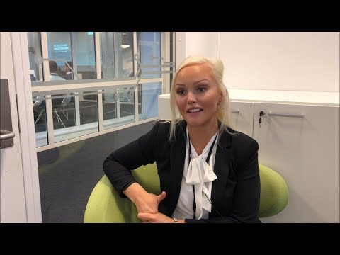 Fanny Anselin - Swedish Marketing Coordinator