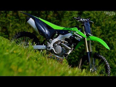 Kawasaki KX 250 F 2013 Trailer