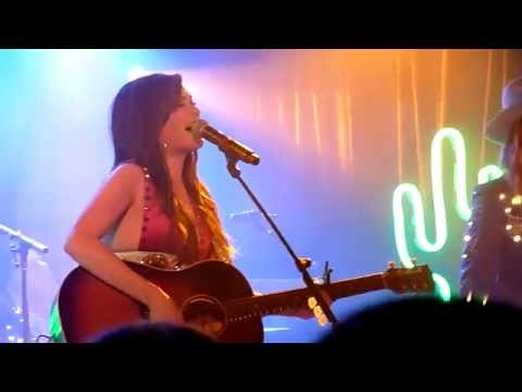 Island in The Sun (Weezer Cover) - Kacey Musgraves - Oxford Art Factory - 16-3-2015