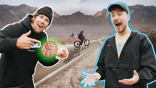 I Biked Across America To Deliver MrBeast a Penny