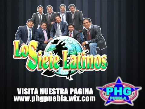 Los Siete Latinos 2013 No Quiero Envejecer (PHG Puebla)