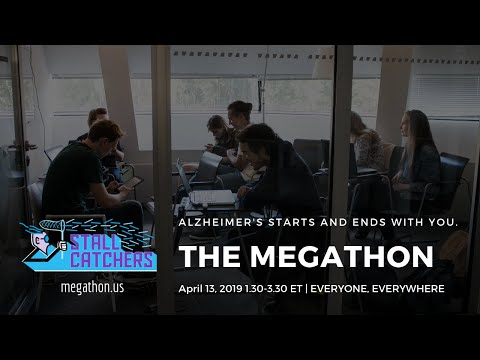 Megathon Trailer: will you help change the future of Alzheimer's disease?