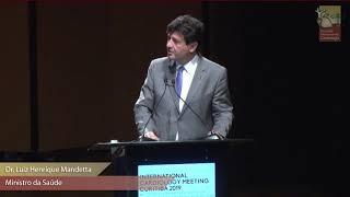 MIX PALESTRAS | Luiz Henrique Mandetta | ICM2019 - Palestra Dr. Luiz Henrique Mandetta