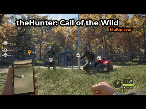 theHunter: Call of the Wild -- Opname 08/05/2019