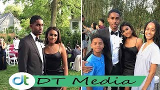 Sasha Obama looked flawless in a black dress when she arm-in-arm with her boyfriend in her Prom