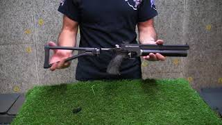 An update on Dave Oldhams  22 Zasdar pcp pistol 22-10-18 - Airgun