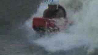 Hidrospeed en el río