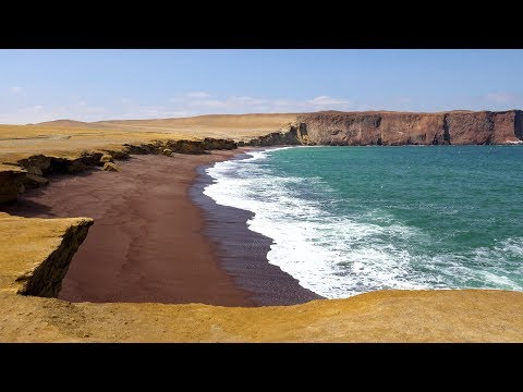 Paracas National Reserve & Ballestas Islands, Peru in 4K Ultra HD