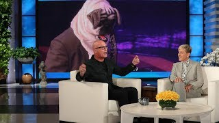 Howie Mandel Confronts Ellen After She Almost Killed Him