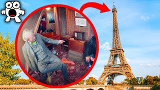 Secret Places Hidden in Famous Locations