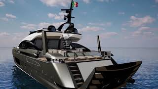 Azimut Grande S10: Exclusive Look at the Upcoming Flagship Model