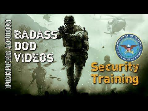 Badass DoD Videos-Security training