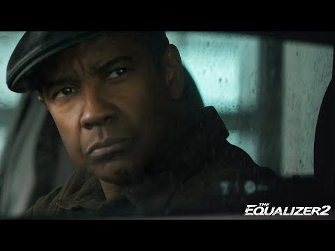 THE EQUALIZER 2. Es la hora. En cines 10 de agosto.
