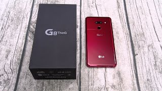 LG G8 ThinQ - Unboxing And First Impressions