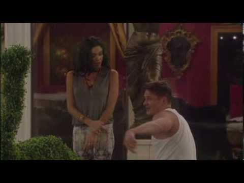 Lee's Runnning In Circles With Jasmine: Day 6 Celebrity Big Brother - Smashpipe Entertainment