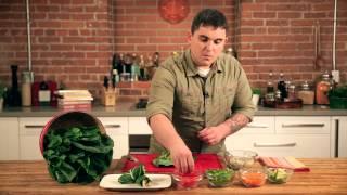 Collard Greens: A Perfect Bread Alternative with Doug McNish