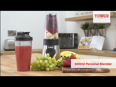 800ml Personal Blender with 2 x Spare Cups