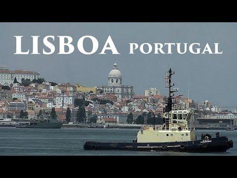 Lisboa - capital city of Portugal [HD]